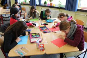 Erziehung zum eigenständigem Lernen Konzentriert Arbeiten111