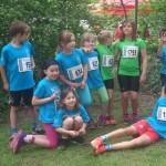 Top Leistungen beim Schulwaldlauf